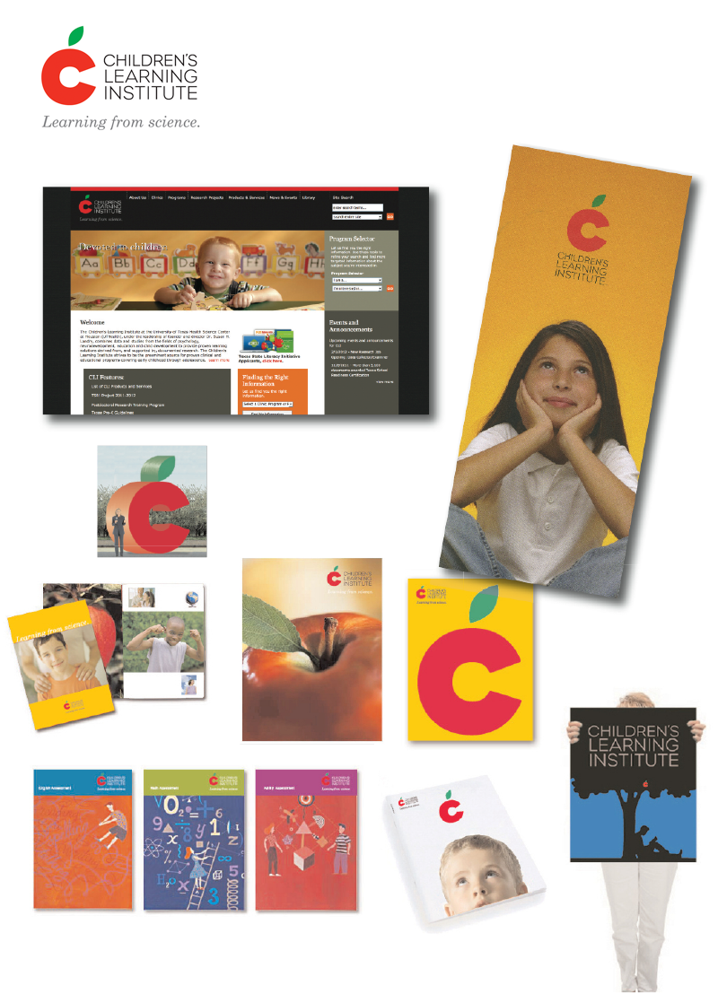 Children's Learning Institute (Collateral)